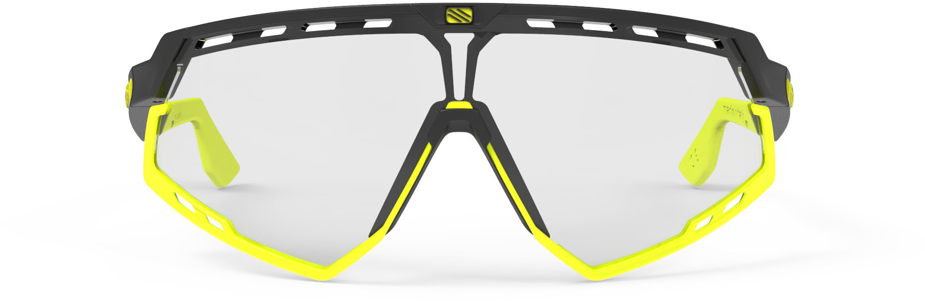 de973d1a98a9c Rudy Project Defender Bike Glasses yellow black at Bikester.co.uk